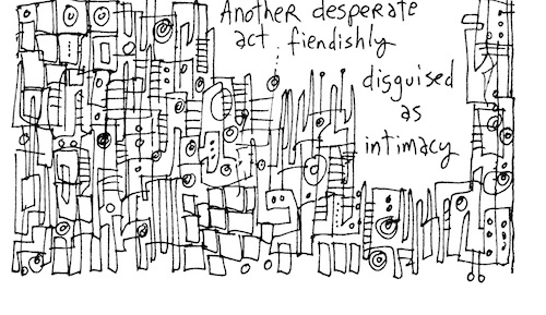 Disguised as intimacy