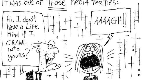 Media parties
