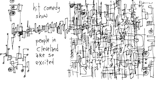 Hit comedy show
