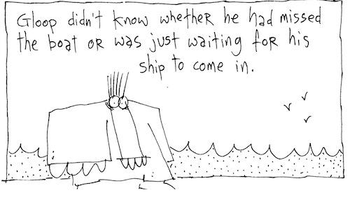 Boat or ship