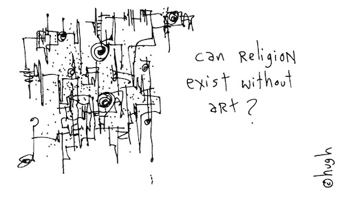 Can religion exist