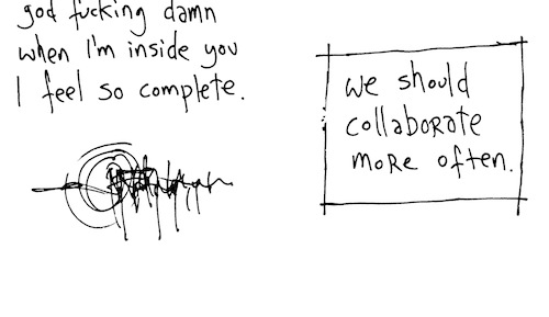 Collaborate more often