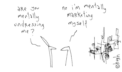 Mentally marketing