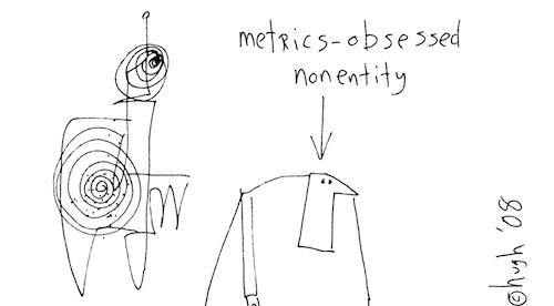 Metrics obsessed