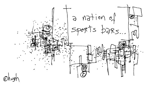 Nation of sports bars