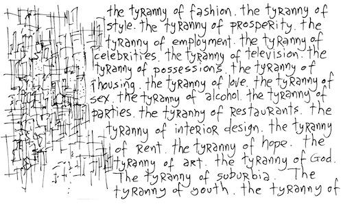 The trranny