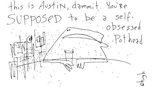 This is Austin dammit