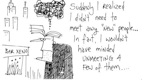 Unmeeting