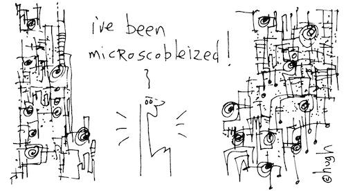 Micoroscobleized