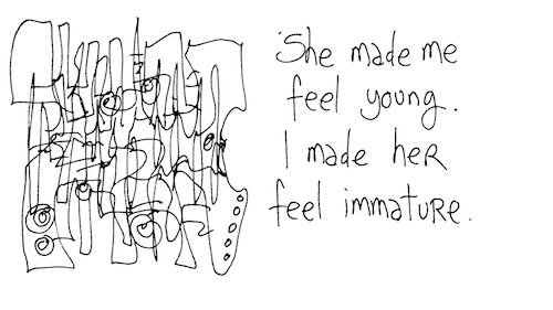 She made me feel young