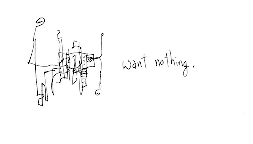 Want nothing