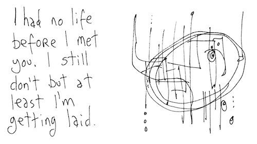 I had no life