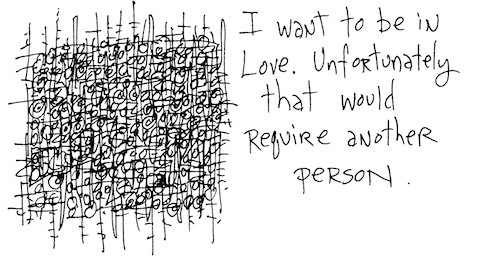 I want to be in love