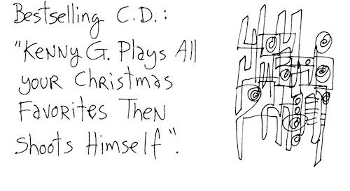 Bestselling CD