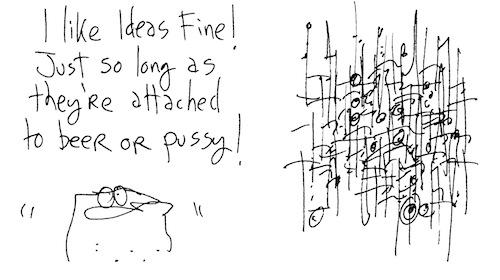 I like ideas fine