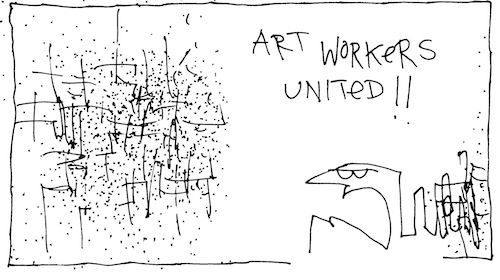 Art workers united