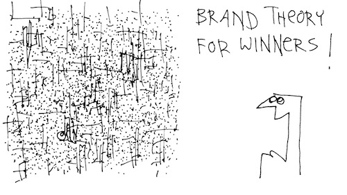 Brand theory for winners