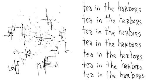 Tea in the harbors