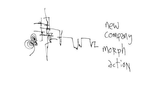 New company morph action