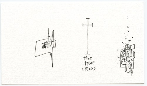 The true cross