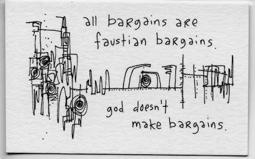Faustain bargains