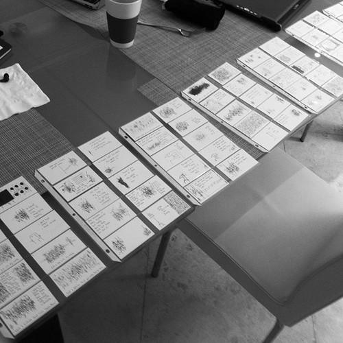 hughcards table
